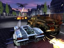 Spy Hunter game photo